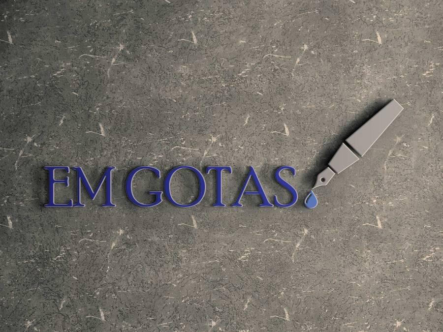 Em Gotas - Cover